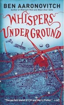 Picture of a book: Whispers Under Ground