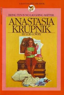 Picture of a book: Anastasia Krupnik