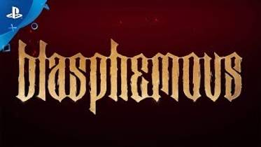 Picture of a game: Blasphemous