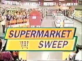 Picture of a TV show: Supermarket Sweep
