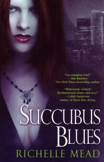 Picture of a book: Succubus Blues