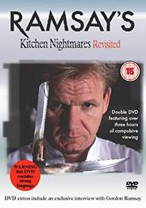 Picture of a TV show: Ramsay's Kitchen Nightmares