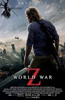 Picture of a movie: World War Z