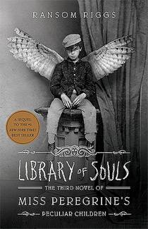 Picture of a book: Library Of Souls