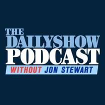 Picture of a podcast: The Daily Show Podcast without Jon Stewart