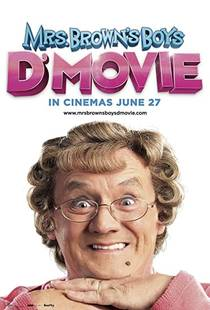 Picture of a movie: Mrs. Brown's Boys D'movie
