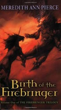 Picture of a book: Birth Of The Firebringer