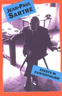 Picture of a book: Essays In Existentialism