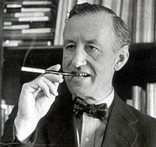 Picture of an author: Ian Fleming