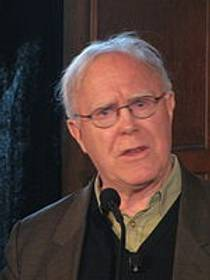 Picture of an author: Robert Hass