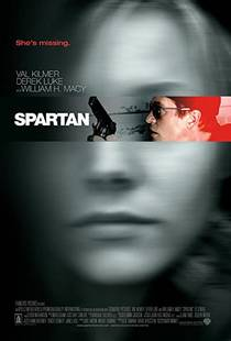 Picture of a movie: Spartan