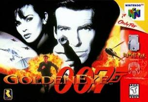 Picture of a game: Goldeneye 007