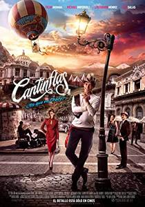 Picture of a movie: Cantinflas