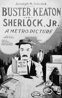 Picture of a movie: Sherlock Jr.