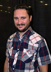 Picture of an author: Wil Wheaton