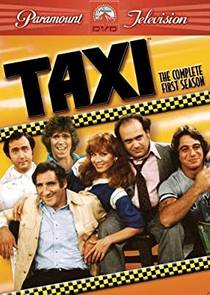 Picture of a TV show: Taxi
