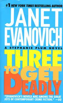 Picture of a book: Three To Get Deadly