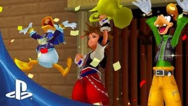 Picture of a game: Kingdom Hearts Hd 1.5 Remix