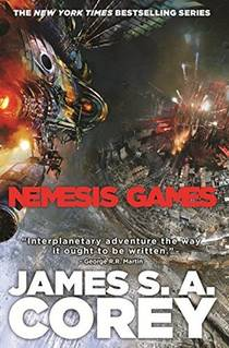 Picture of a book: Nemesis Games
