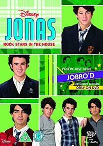 Picture of a TV show: Jonas