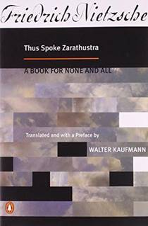 Picture of a book: Thus Spoke Zarathustra
