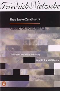 Picture of a book: Thus Spoke Zarathustra