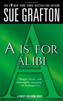 Picture of a book: A Is For Alibi
