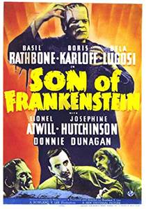 Picture of a movie: Son Of Frankenstein