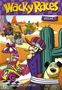 Picture of a TV show: Wacky Races