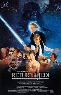 Picture of a movie: Star Wars Episode VI: Return Of The Jedi