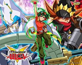 Picture of a TV show: Yu-Gi-Oh! Arc-V