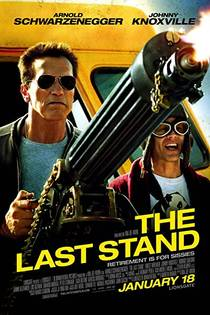 Picture of a movie: The Last Stand