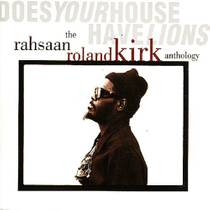 Picture of a band or musician: Rahsaan Roland Kirk