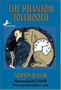Picture of a book: The Phantom Tollbooth