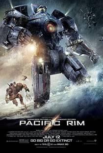 Picture of a movie: Pacific Rim