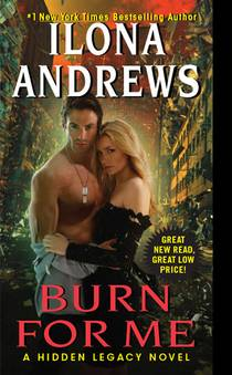 Picture of a book: Burn For Me