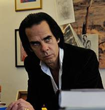 Picture of an author: Nick Cave