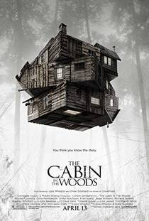 Picture of a movie: The Cabin In The Woods