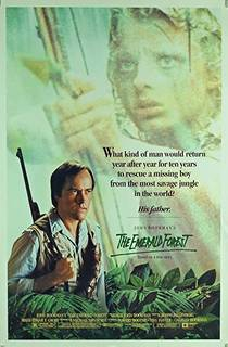 Picture of a movie: The Emerald Forest