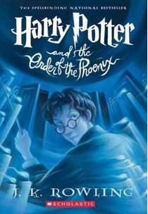 Picture of a book: Harry Potter And The Order Of The Phoenix