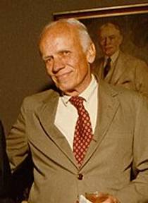 Picture of an author: Walker Percy