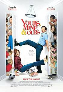 Picture of a movie: Yours, Mine & Ours