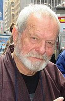 Picture of an author: Terry Gilliam