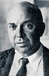Picture of an author: John Dos Passos