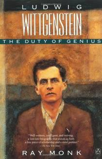 Picture of a book: Ludwig Wittgenstein: The Duty of Genius