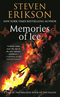 Picture of a book: Memories Of Ice