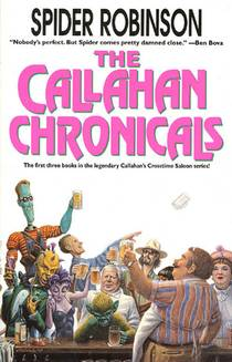 Picture of a book: The Callahan Chronicals
