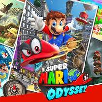 Picture of a game: Super Mario Odyssey