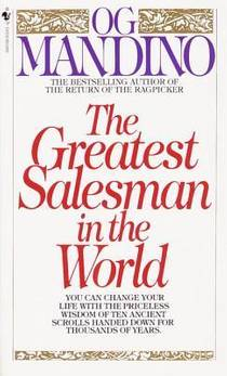 Picture of a book: The Greatest Salesman In The World