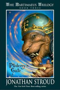 Picture of a book: Ptolemy's Gate